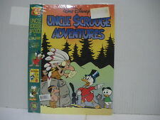 Walt Disney's Uncle Scrooge Adventures in color No.18 Gladstone (BG05)