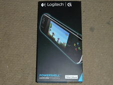 LOGITECH POWERSHELL CONTROLLER & BATTERY APPLE iPHONE 5 5S NEW! Gamepad Control