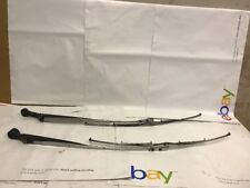 Nissan 300ZX 84 85 Wiper Arms With Blade Holders Oem Nissan