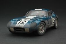 RACE WEATHERED | Exoto 1965 Cobra Daytona Le Mans | 1:18 | #RLG18012BFLP