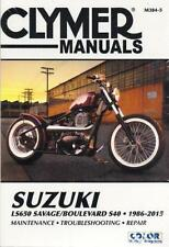 1986-2015 Suzuki Ls650 Savage Boulevard S40 Repair Service Shop Manual M3845 (Fits: Suzuki)