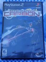 Need for Speed: Carbon -  PlayStation 2 PS2 Complete Game Works