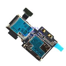 SIM/SD Card Tray Reader Flex Module For Samsung Galaxy S4 I9500 I9505 i337 M919