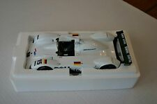 1/18 KYOSHO BMW V12 LMR #15 1999 LE MANS WINNER DELL DALMAS WINKELHOCK IN BOX