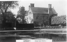 Kipling's House Bateman's Burwash unused plain back RP old pc