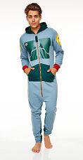 Boba Fett Onesie / Adult Star Wars Jumpsuit (mens bobba feet onsie onesy onzie)