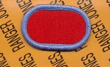 US Army PEO Programs Evaluation Office Airborne parachute oval c/e patch