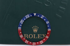 Rolex Vintage GMT 1675 Pepsi Red Back Insert Nice Coloring FCD8191