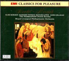 Handel: Messiah, Liverpool Orchestra 2-CD -Malcolm Sargent (Elsie Morison)