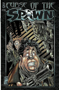 CURSE OF THE SPAWN #5 ... Image ... December 1996 ... NEAR MINT