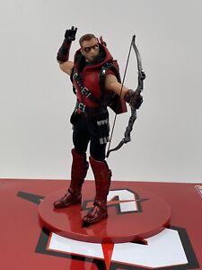 Mezco Toyz One:12 Collective Dc Arsenal Figure PX Red Arrow Action Figure