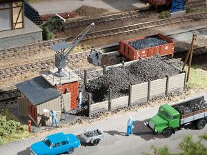 Auhagen 13293 Tt Gauge, Coal Handling # New Original Packaging #
