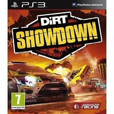 DiRT Showdown [PlayStation 3 PS3, Region Free, EVO Sports Car Rally Racing] NEW