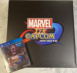 Marvel Vs. Capcom: Steelbook Infinite Collector's Edition - Playstation 4