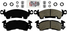 Disc Brake Pad Set-RWD Front,Rear Autopartsource PRM52
