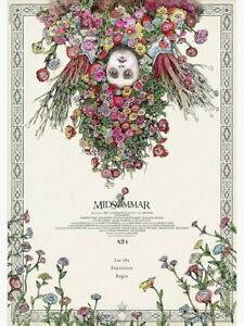Japanese Midsommar Movie Posters   Unframed Paper Posters- Many Size