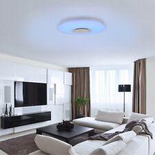 Bluetooth LED Deckenlampe Dimmbar Deckenleuchte Sternenlicht mit Fernbedienung