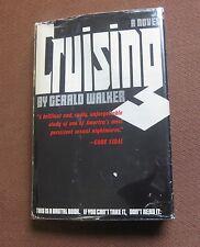 CRUISING by Gerald Walker - 1st/1st HCDJ 1970 - gay interest  - Al Pacino movie