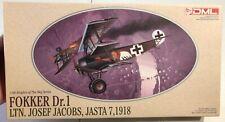 DML Fokker Dr.1 LTN. Josef Jacobs Jasta 7 1918 1/48 NIB Model Kit 'Sullys Hobbie