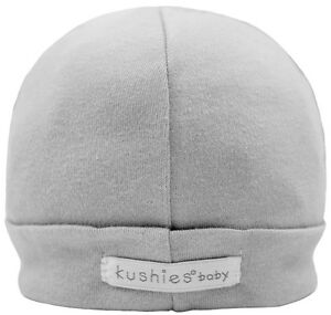 Kushies 100% Cotton Jersey Interlock Baby Cap Hat for Boys and Girls - 533525