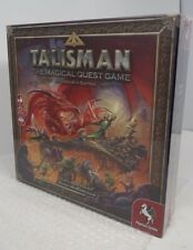 Talisman the Magical Quest Game Revised 4th Edition **Small tear in shrinkwrap**