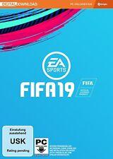 FIFA 19 - PC Spiel Download EA Origin Key Code - rasche Lieferung per EMAIL