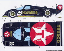 1/24 Porsche 962 Texaco decal 1990 /Tamiya/F1