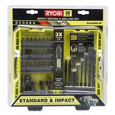 Ryobi 38pc Drilling and Driving Set