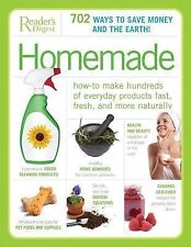 Homemade: How-to Make Hundreds of Everyday Products Fast, Fresh, and More Natura