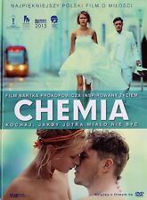 CHEMIA (DVD) Bartosz Prokopowicz (Shipping Wordwide) Polish film