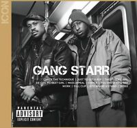 Gang Starr - Icon [New CD] Explicit