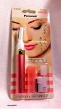 Panasonic Ferrier Electric Tweezer Facial Hair Removal Epilator Pink ES-WF40-P