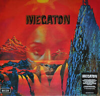 MEGATON - S/T, 2012 UK 180G REMASTERED vinyl LP, NEW - SEALED! PROGRESSIVE