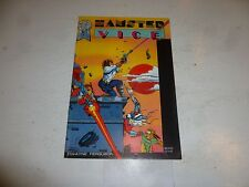 HAMSTER VICE Comic - No 1 - Date 06/1986 - Blackthorne Comics