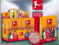 Topps Match Attax 2017/2018  1 x Bundesliga Quartett Neu Kartenspiel