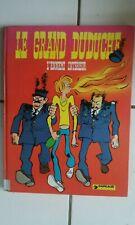bd CABU Le Grand Duduche -l'ennemi intérieur (Dargaud 1982)