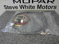 Ram Dodge Chrysler Jeep Uconnect Navigation Jumper Harness Mirror RER RHR Mopar