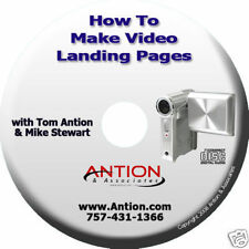 How to Make Video Landing Pages