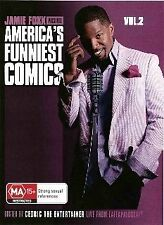 Jamie Foxx Presents America's Funniest Comics : Vol 2 (DVD, 2009) - Region 4
