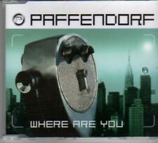 (BJ370) Paffenoorf, Where Are You - 1999 CD