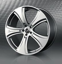 Hofele Design Felge REVERSO II 9,0x20 neu für Audi LK 5x112 ET35 in silber