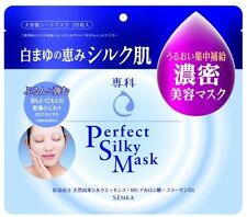 Shiseido Japan Hada Senka Perfect Silky Mask 28pcs 2017