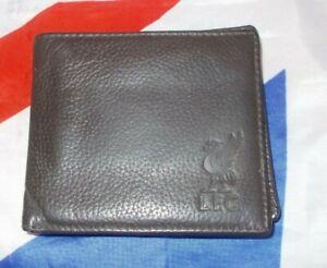 Liverpool LFC Men's Brown Leather Wallet