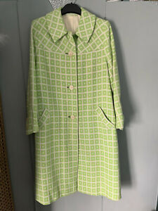 Vintage Couture Swing Coat