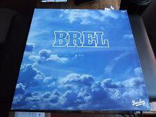 33 TOURS / LP--JACQUES BREL--JACQUES BREL--1977