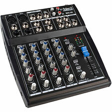 Talent MIX-06 6-Channel Portable Mixer