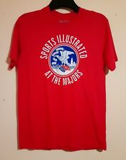 Sports Illustrated presso le Major 2012 RED T SHIRT NO MAS Southwest AIRLINES S/M