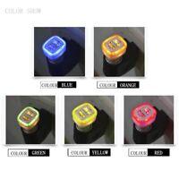Dual USB Port LED Car Charger Adapter Cigarette Socket Lighter  For Mobile Phone