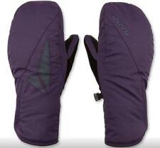 2018 WOMENS VOLCOM BISTRO SNOWBOARD MITTEN $55 S orchid purple mitt glove