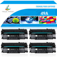 4PK Toner Compatible for HP 49A Q5949A Laserjet 1160 1320 1320n 1320nw 3390 3392